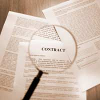 Contract Employment Job Work Terms And